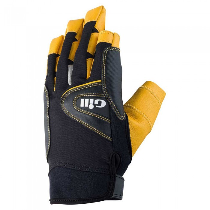 [해외]GILL Pro Gloves Long Finger 14136326147 Black
