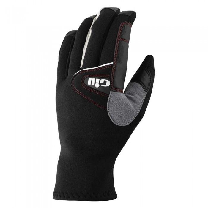 [해외]GILL 3 Seasons Gloves 14136326148 Black