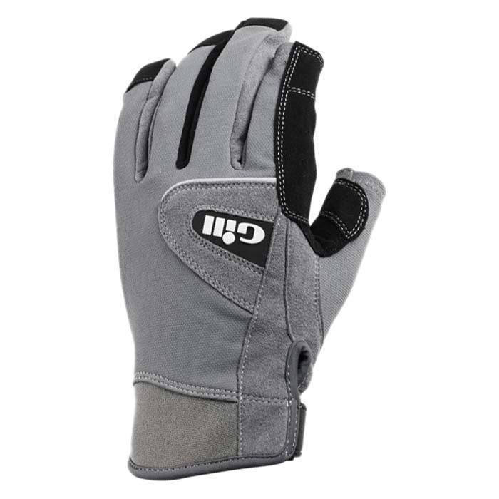 [해외]GILL Deckhand Gloves Short Finger Children 14136326152 Grey