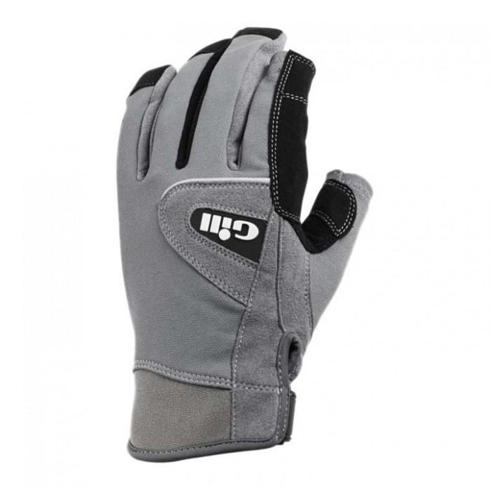 [해외]GILL Deckhand Gloves Long Finger Children 14136326154 Grey