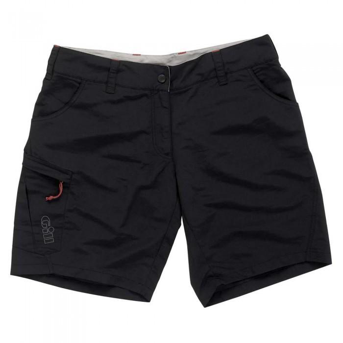 [해외]GILL UV Tec Shorts Women 141330571 Graphite