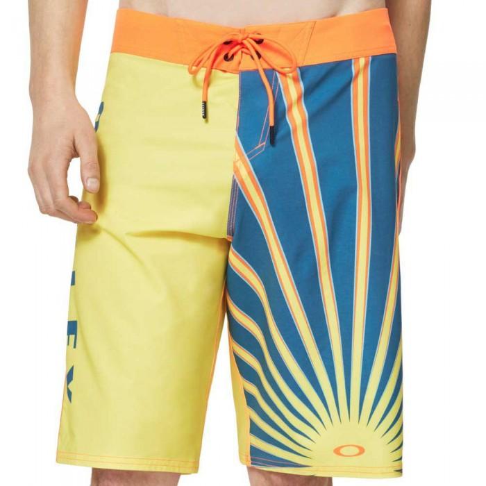 [해외]오클리 APPAREL Sunrays 21 14137330501 Radiant Yellow