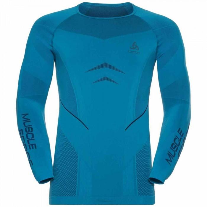 [해외]오들로 Performance Muscle Force Running Warm SUW 6136871769 Blue Jewel / Poseidon