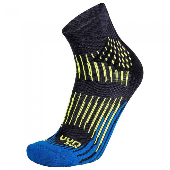 [해외]UYN Shockwave 6137636166 Anthracite / Royal Blue / Yellow Fluo