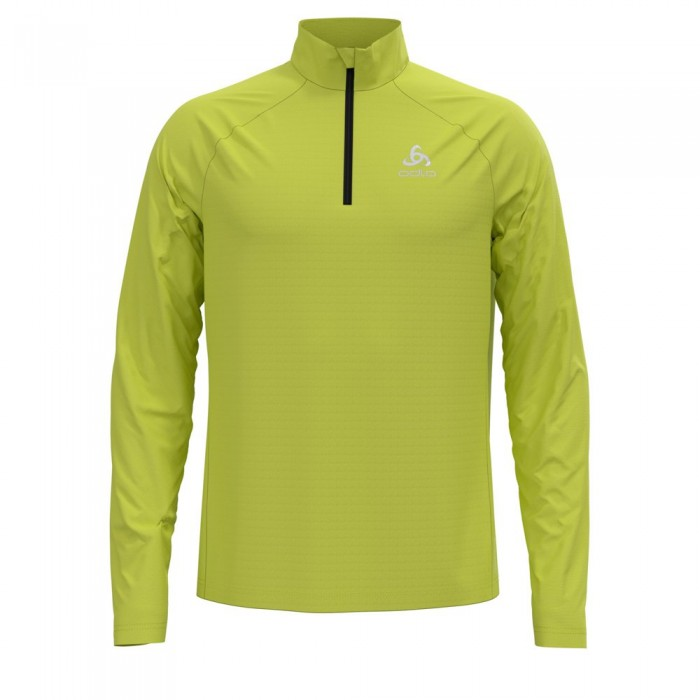 [해외]오들로 Midlayer Ceramiwarm Element 6137503198 Limeade