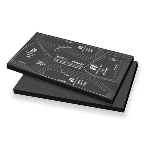 [해외]헤드 SWIMMING Heave 15 mm Floating Insert Device 2 Units 6137475076 Cloud
