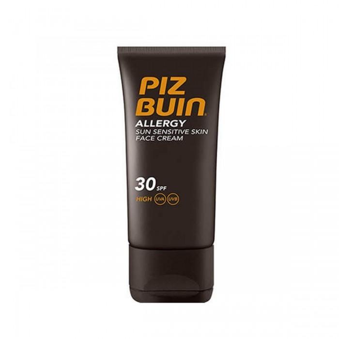 [해외]PIZ BUIN Allergy Sun Sensitive Skin Face Cream Spf30 50ml 6136053542