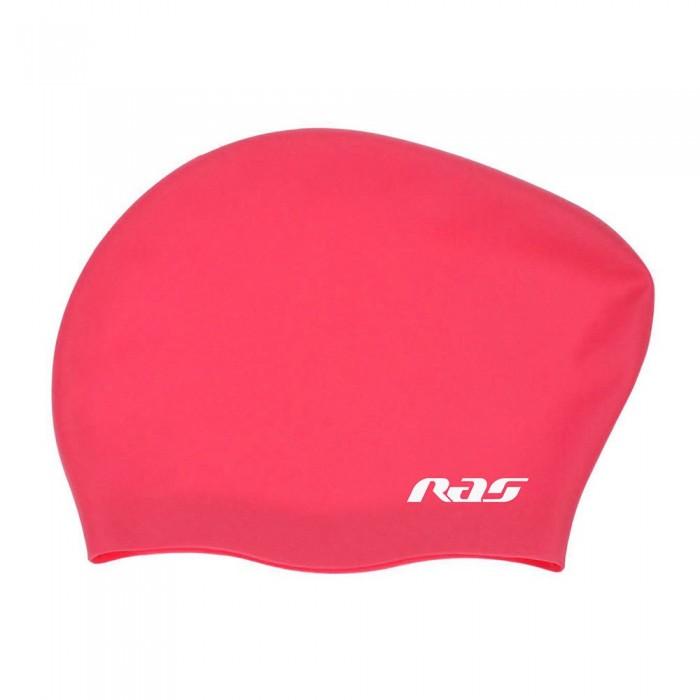 [해외]RAS Long Hair Silicone Cap 6137482490 Pink