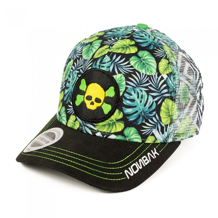 [해외]NONBAK Jungle Calavera 6137769809 Green