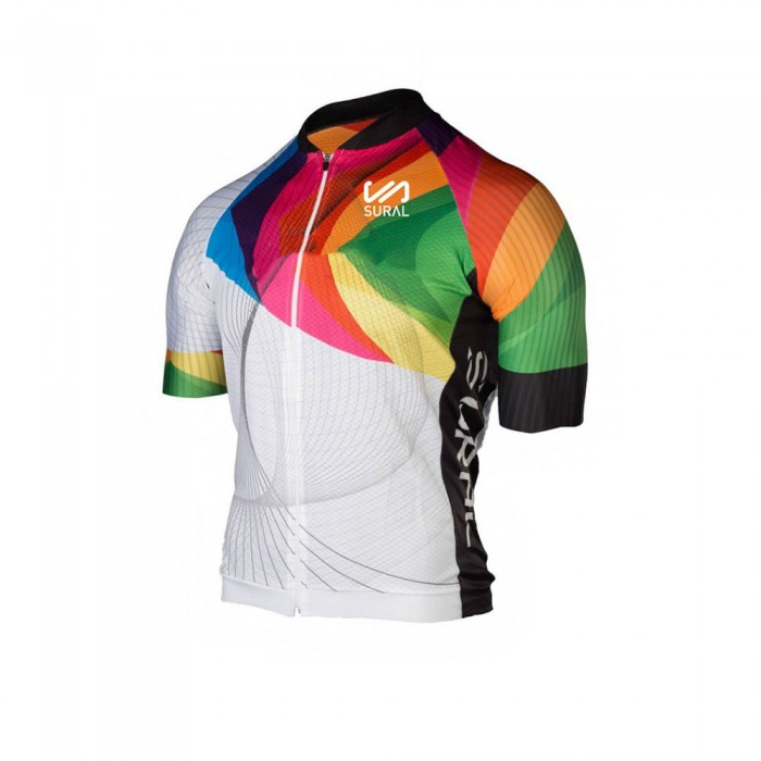 [해외]SURAL Jersey Cycling Race 6136073932 Rainbow