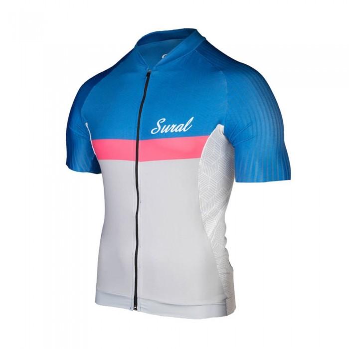 [해외]SURAL Jersey Cycling Solid 6136073947 Blue