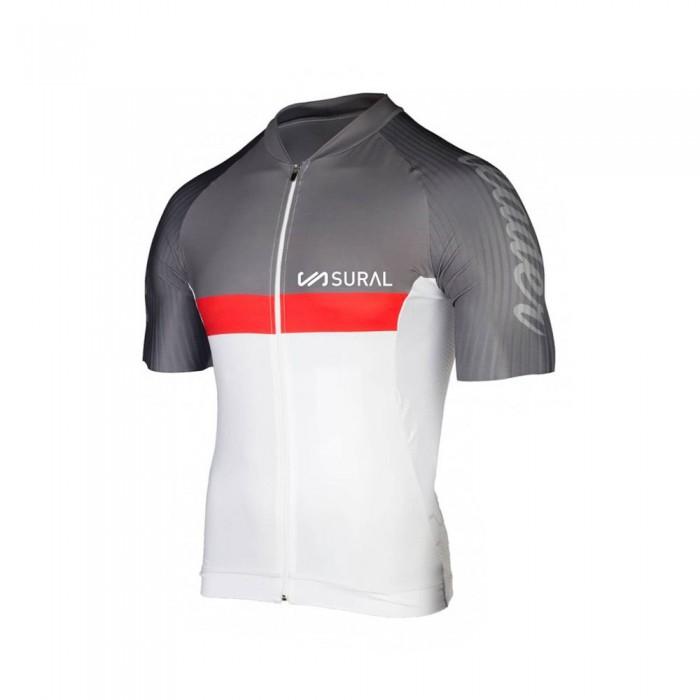 [해외]SURAL Jersey Cycling Solid 6136073949 Black