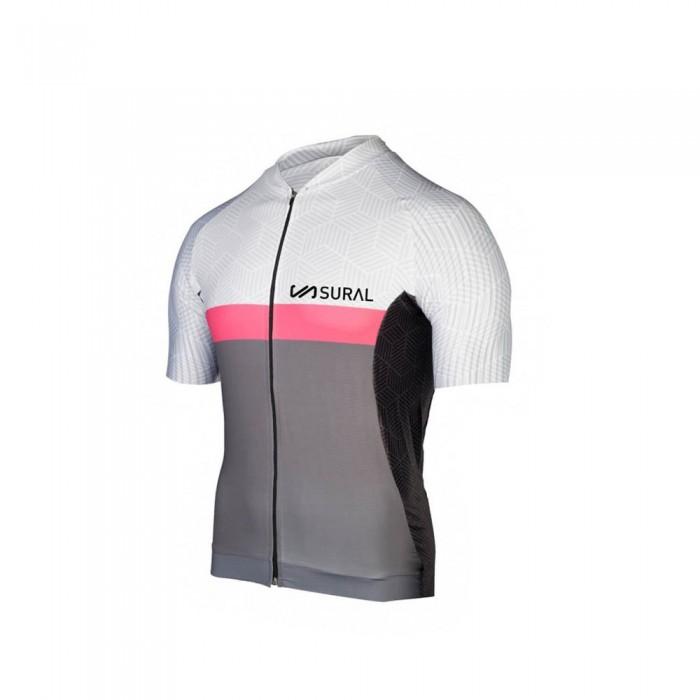 [해외]SURAL Jersey Cycling Solid 6136073950 Grey