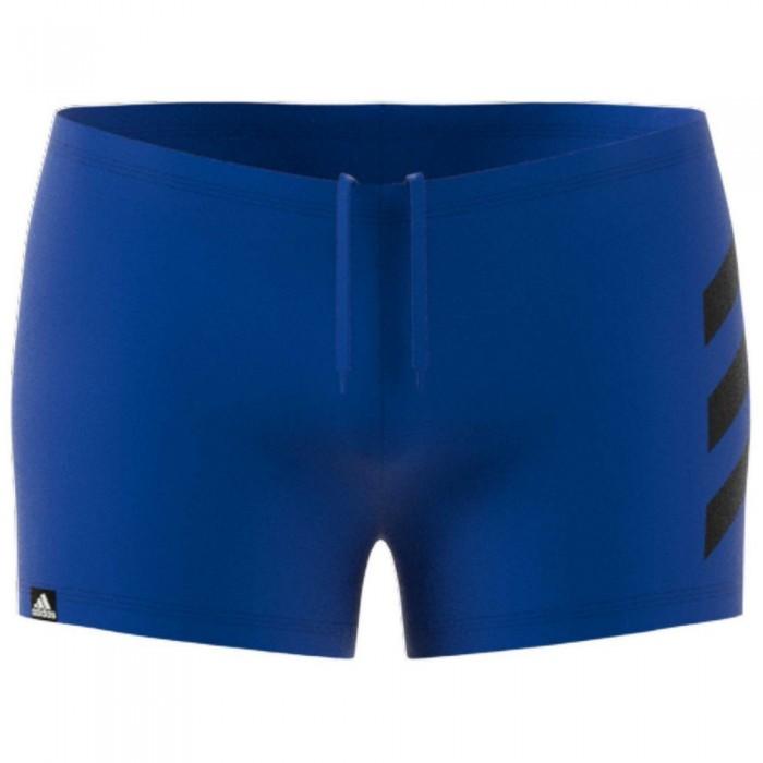 [해외]아디다스 Pro Big 3 Stripes Box 6137665534 Team Royal Blue / Black