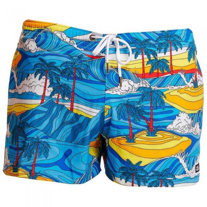 [해외]펑키 트렁크 Shorty Shorts 6137592433 Beach Bum