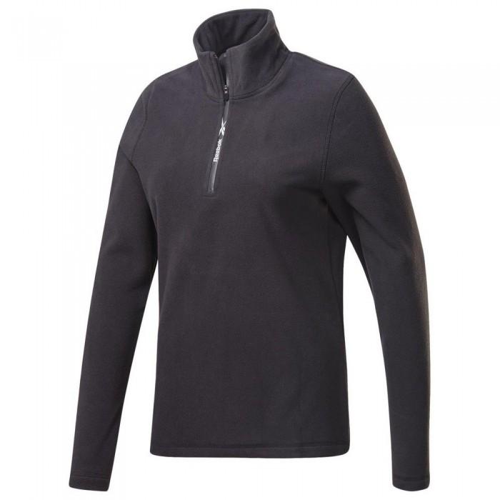 [해외]리복 Ow Fleece Q Zip 6137643160 Black