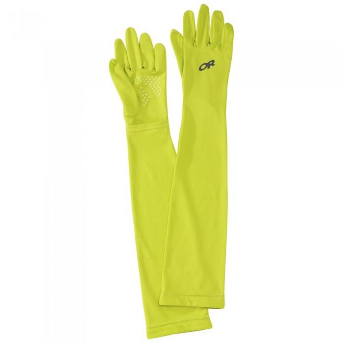 [해외]아웃도어 리서치 Activeice Full Fingered Sun 6136400213 Lemongrass