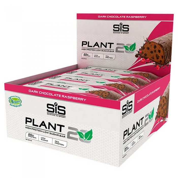 [해외]SIS Rego Vegan Protein Plant 20 64gr x 12 Bars 7137762009