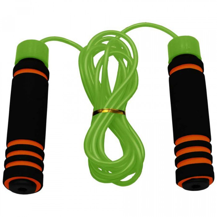 [해외]SOFTEE Functional PVC Skipping Rope 7137567866 Green