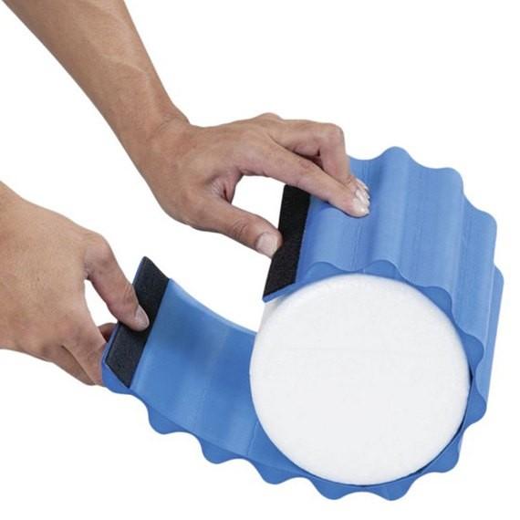 [해외]THERABAND Pro Foam Roller Wrap 7137731845 Blue