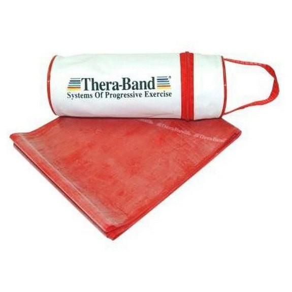 [해외]THERABAND Zippered Bag Band 7137731847 Red