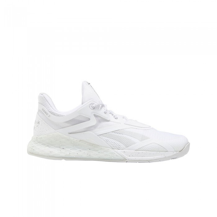 [해외]리복 Nano X Pr Man7137584872 White / Pure Grey / Silver Metalic