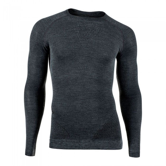 [해외]UYN Fusyon Cashmere 7137765710 Grey Rock / Black