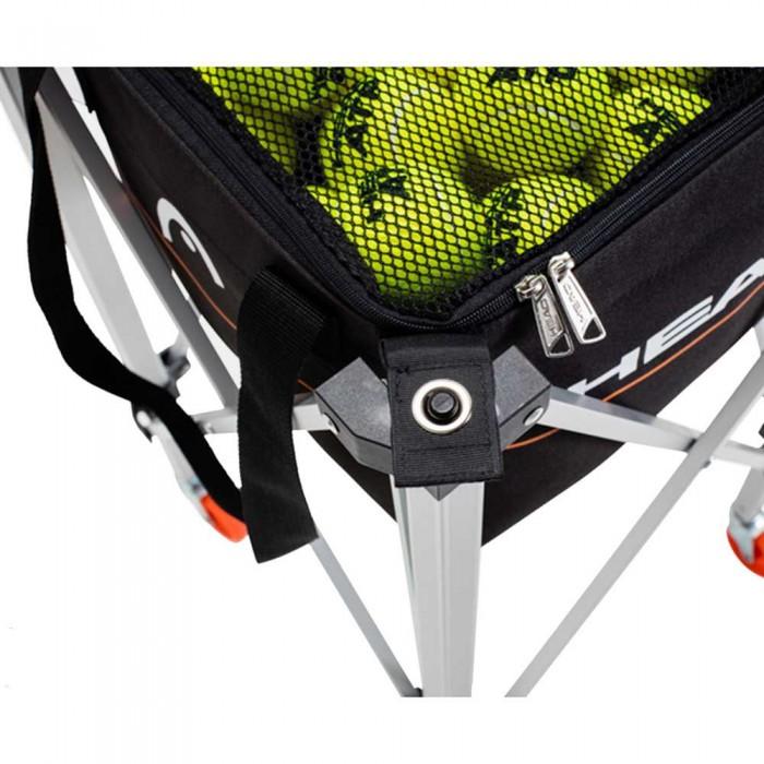 [해외]헤드 RACKET Additional Bag for Ball Trolley 12137623184 Black