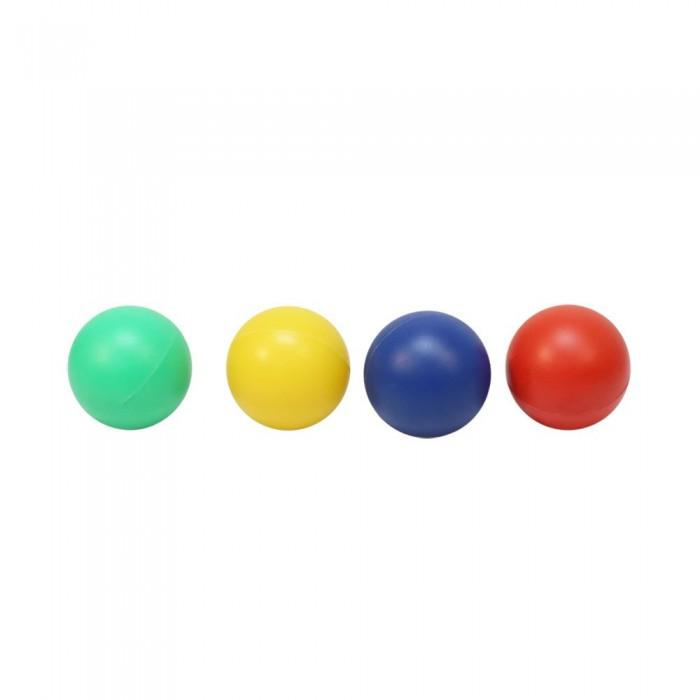 [해외]SOFTEE Set 4 Balls for Wooden Racket 12137768170 Multicolour