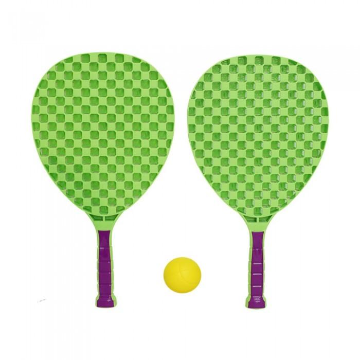 [해외]SOFTEE Shuttleball Advanced Set 12137768224 Green