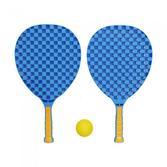 [해외]SOFTEE Shuttleball Advanced Set 12137768225 Blue