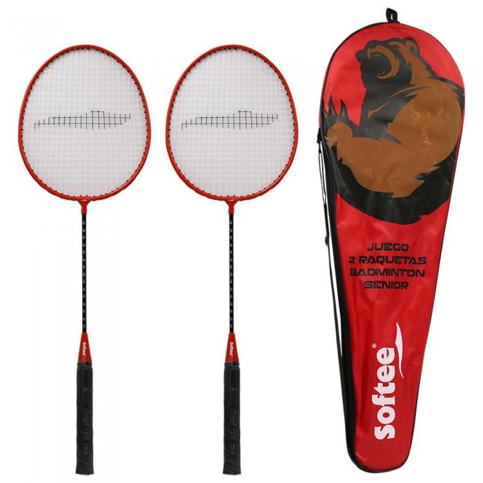 [해외]SOFTEE Badminton Senior Set 12137768133 Red
