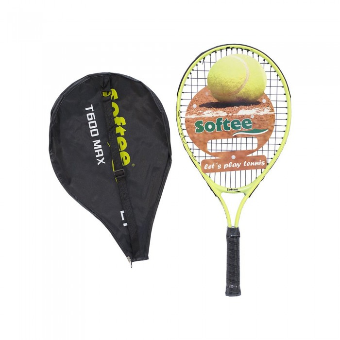 [해외]SOFTEE T600 Max 21 Unstrung 12137768146 Yellow
