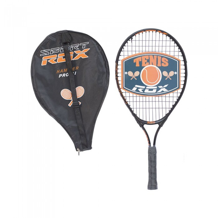 [해외]ROX Hammer Pro 21 Unstrung 12137768176 Black / Orange