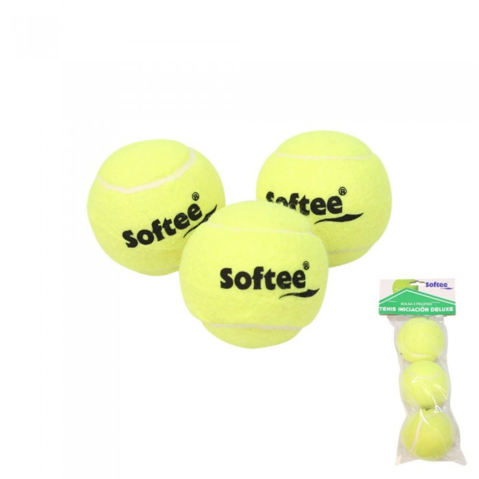 [해외]SOFTEE Tennis Trainning Balls Bag 12137768134 Yellow