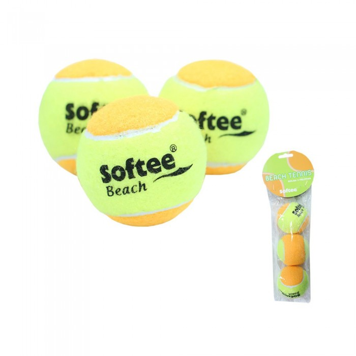 [해외]SOFTEE Beach Tennis 12137768138 Yellow / Orange