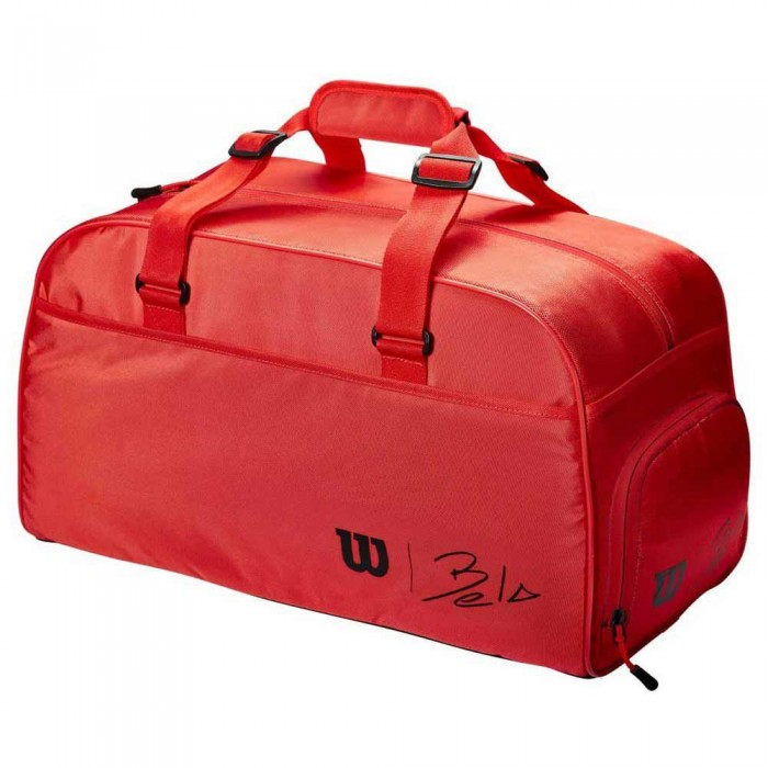 [해외]윌슨 Bela Small Duffle 12137746480 Infrared