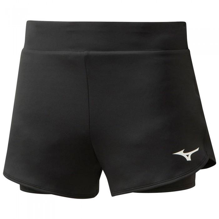 [해외]미즈노 Flex Short Pants 12137633681 Black