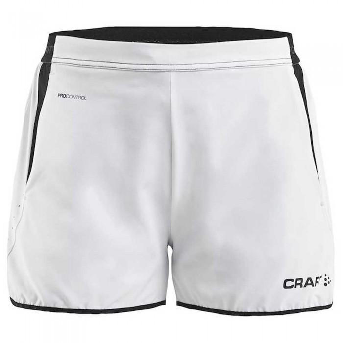 [해외]크래프트 Pro Control Impact Short Pants 12137745016 White / Black