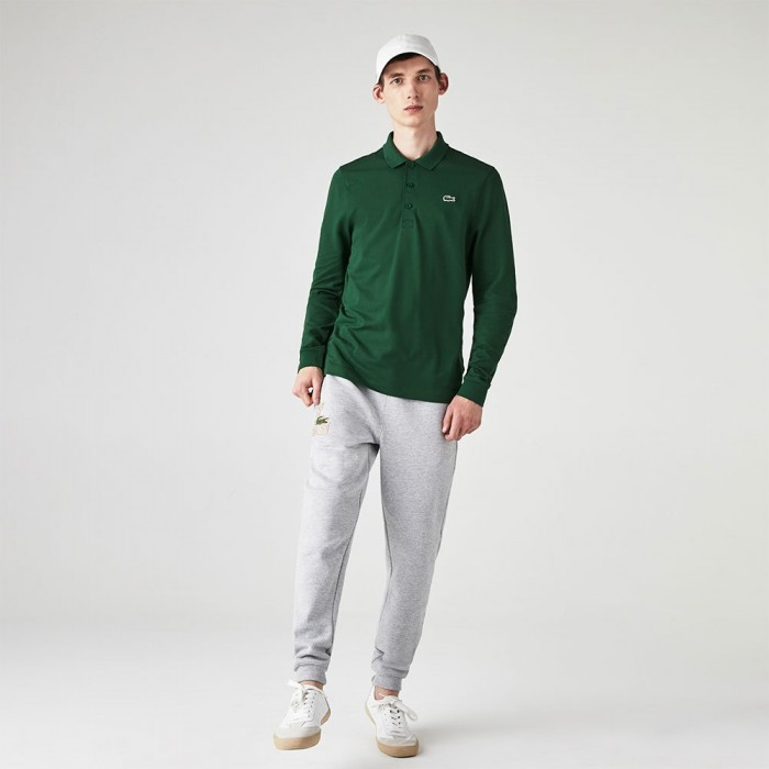 [해외]라코스테 Sport Cotton Ottoman 12137685051 Green / Green