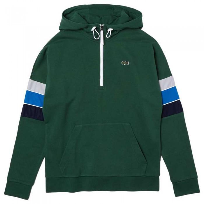 [해외]라코스테 Sport Colourblock 12137685235 Green / Grey Chine / Ultramarine