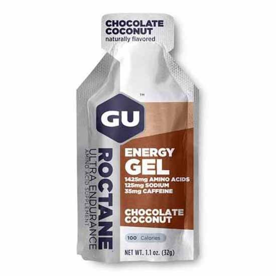 [해외]GU Roctane Energy Gel 32gr x 24 Gels 14136639436