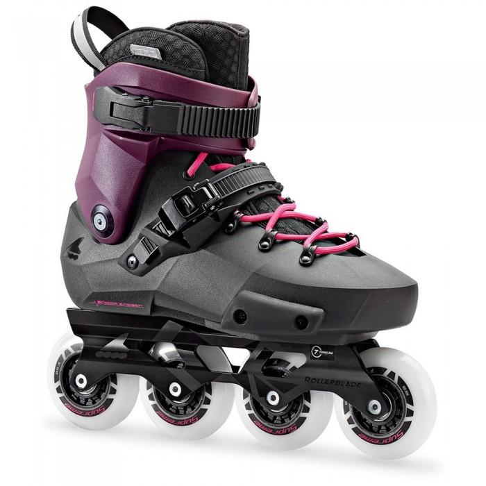 [해외]롤러블레이드 Twister Edge Woman 14137759735 Black / Purple