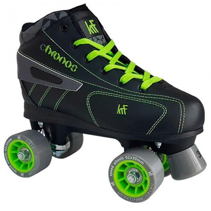 [해외]KRF Hockey Chronos 14137762633 Black / Green