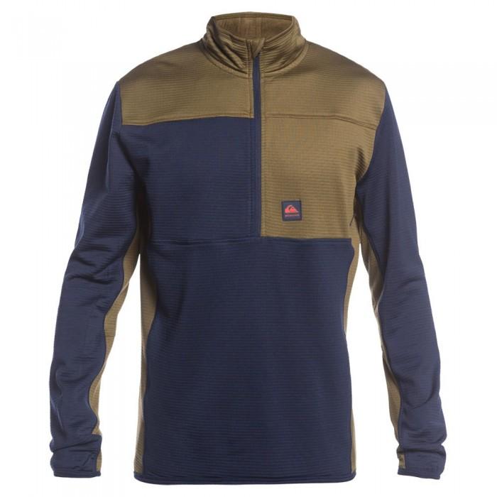 [해외]퀵실버 Steep P Hz Fleece 14137590828 Navy Blazer