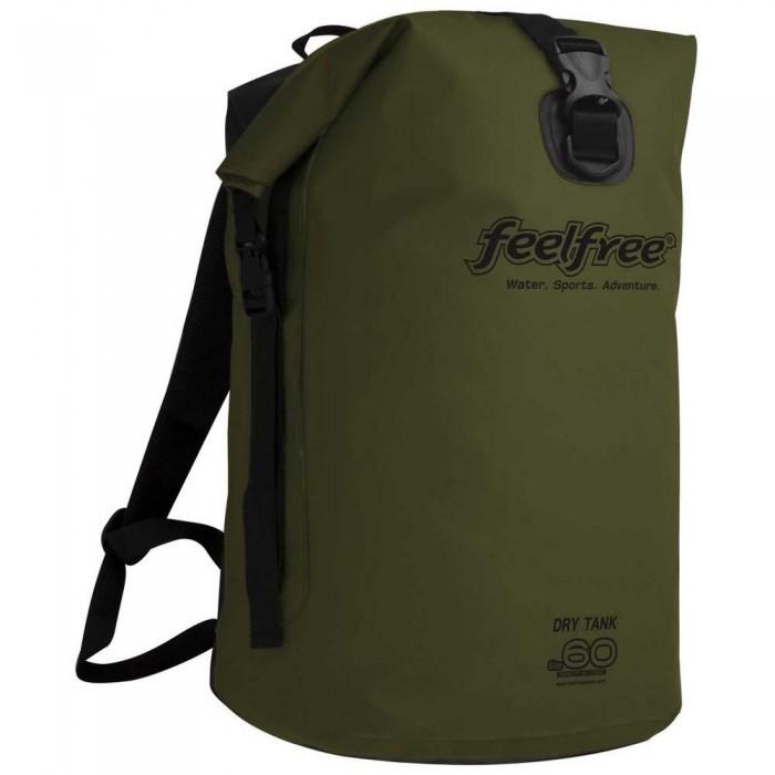 [해외]FEELFREE GEAR Dry Tank 60L 10136763250 Olive