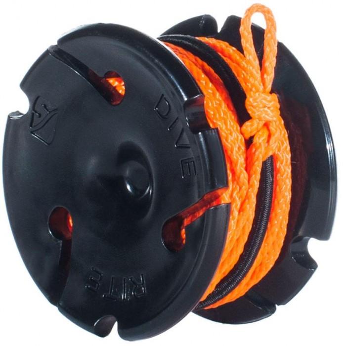 [해외]DIVE RITE Cookie Reel Orange Line 10 m 101305369