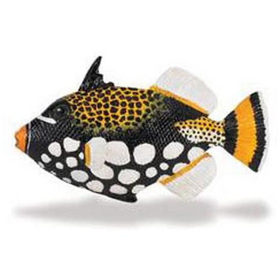 [해외]SAFARI LTD Clown Triggerfish 10137554589 Multicolor