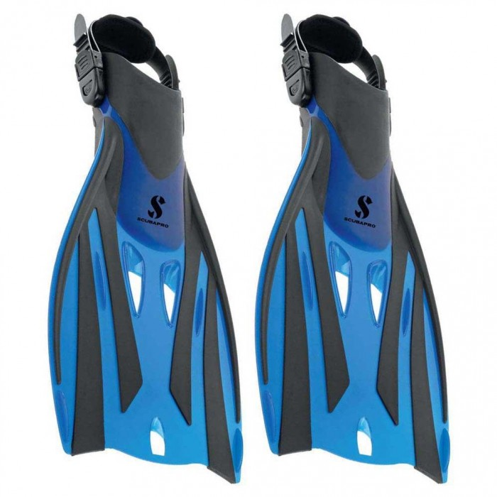 [해외]스쿠버프로 Snorkel Fin Junior 10135900020 Blue