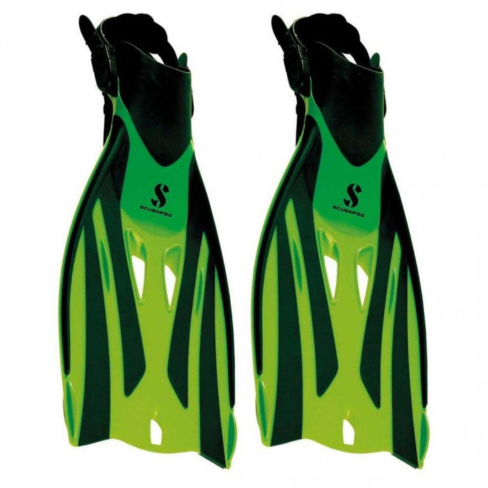 [해외]스쿠버프로 Snorkel Fin Junior 10135900021 Green